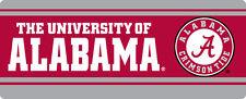 ALABAMA CRIMSON TIDE BUMPER STICKER-ALABAMA CAR STICKER-NEW FOR 2016!