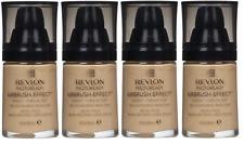Revlon PhotoReady Airbrush Effect Makeup, Golden Beige, 1 oz (4 Pack)