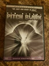 Pitch Black (Unrated Version) Unrated Director's Cut - Complete w/case