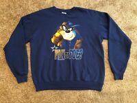 Vintage 1995 NFL Dallas Cowboys Taz Sweater Pullover League Leader Size XL