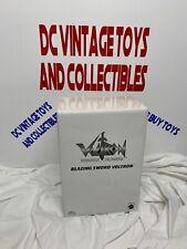 Blazing Sword Voltron Mattel 2011 SDCC Exclusive 22 Points Of Articulation MIB
