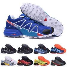 New Salomon Speedcross 4 Men Athletic Running Sports Outdoor Hiking Shoes