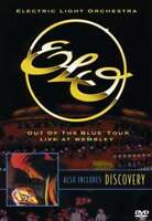 Electric Light Orchestra - Out Of The Blue - Live At Wembley + Discove Nuovo DVD