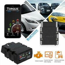 OBD2 Universal Bluetooth Engine Fault Reader Car Tool Android Torque App KW902