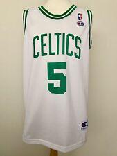 Celtics Boston Kevin Garnett vintage basketball shirt jersey maillot camiseta