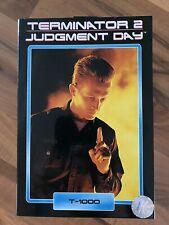 Terminator - Terminator 2 T-1000 Action Figur ?Judgment Day? Neca