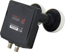 Inverto BLACK Mono Monoblock Twin LNB 23mm, 6° Astra Hotbird