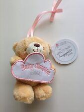 Forever Friends Door Hanger Baby Girl Sleeping Hanging Gift