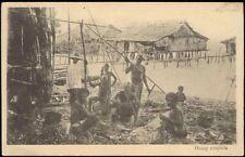 Papua New Guinea, Orang Niuginia, Headhunters (1920s)
