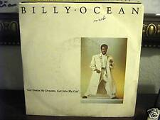 BILLY OCEAN-GET OUTTA MY DREAMS,GET INTO MY CAR- SHOWDOWN - 45 MINT 1988