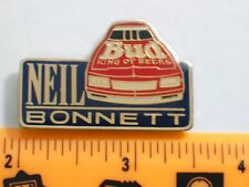 Neil Bonnett Bud King of Beers Lapel Racing Pin