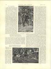 1897 LA SIGNORA Patrick Campbell fotografia HS Mendelssohn la poesia dello Sport