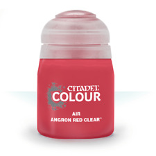 NEW Citadel Air:Angron Red Clear (24Ml)  - GW-28-55