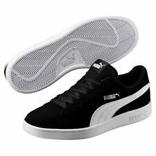 Puma Smash v2 Unisex Adulto Zapatillas Deportivas Retro Look 364989 Puma Black