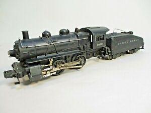 Lionel 1665 Switcher Loco Slope Tender 1940's Postwar O Gauge X6865
