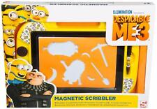 Despicable Me Minions Large Magnetic Scribbler Kids Drawing Doodle Board & Pen