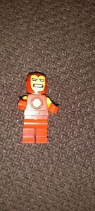lego iron man minifigure superheroes