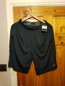 Mens Nike Shorts Dri- Fit - Blue- Size Medium - New with tags