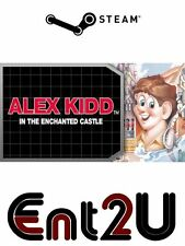Alex Kidd™ in the Enchanted Castle Steam Key for PC Windows (Same Day Dispatch)