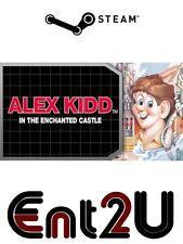 Alex kidd ™ in the enchanted castle clé steam pour pc windows (même jour expédition)