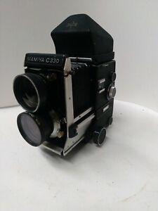 Rare Mamiya C330 Professional  Folding Camera