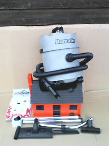 Numatic Henry Grey Commercial 1400w Hi Power Vacuum Cleaner C/W Tools and Bags