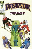 Dreadstar (Epic Comics), Vol. 1 #15 9.4 Near Mint $3.99 Unlimited Shipping