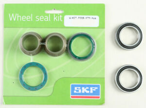 SKF Front Wheel Bearing & Seal Kit 26mm Axle KTM 2000-2012 SX XCF FC 250 350 450