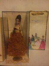 Disney Designer Princess Collection Belle Doll LE 6000 NEW RARE Beautiful