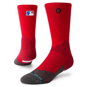 Stance MLB Diamond Pro Crew Collection Socks Large Men's 9-13 Baseball FEEL360