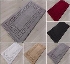 Rug Carpet Superior Quality Runner Floor Mat Black Beige Red Grey Silver 12mm