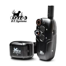 DT Systems Master Retriever Dog Remote Trainer Black MR-1100