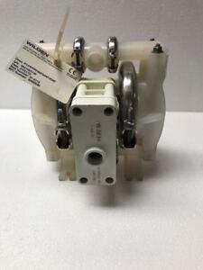 WILDEN 01-0110 Polypropylène Diaphragme Pompe 1.3cm P.1 / Pppp / Wfs / WF / Kwf
