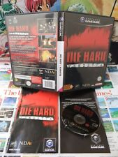 Game Cube:Die Hard - Vendetta [TOP & 1ERE EDITION] COMPLET - Fr