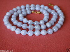 Agate Round Stone Costume Necklaces & Pendants