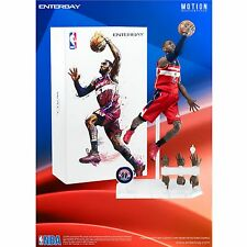1/9 Scale ENTERBAY Motion Masterpiece - NBA Collection John Wall Action