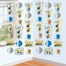 Amscan 999749 Minions String Decorations