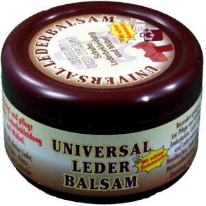 Lederbalsam Universal Lederpflege mit echtem Bienenwachs 250ml (br)