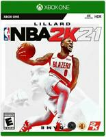 NBA 2K21  Standard Edition NBA2k21 (Microsoft Xbox One, 2020) BRAND NEW!