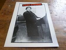 MARQUIS DE SADE - Mini poster Noir & blanc !!!!!!!!!!!