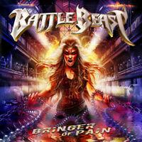 Battle Beast : Bringer of Pain CD (2019) ***NEW*** FREE Shipping, Save £s