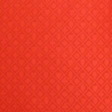 Stalwart 3 Yards of Suited Waterproof Poker Table Cloth, Red