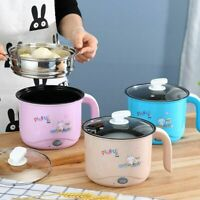 Soup Cooking Pan Electric Stainless Steel Kitchen Pot Glass Cover Cookware Sets