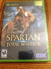 Spartan Total Warrior (Microsoft Xbox, 2005)
