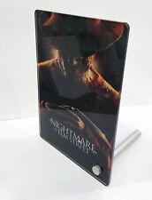 A Nightmare on Elm Street Rare Collectible Acrylic Poster
