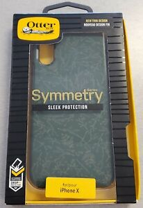 OtterBox Symmetry Series Case for Apple iPhone X/XS - Play the Field *2F