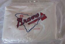 Greenville Braves Lunch Bag Defunct Atlanta Minor League Baseball Team