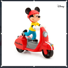 Disney Store Mickey Mouse Talking Wind-Up Toy - New