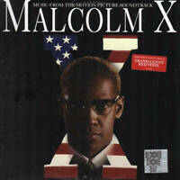Various  Malcolm X (Music From The Motion Picture Soundtrack) LP VINYL Qwest Rec