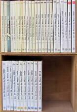 1978 A 2012 LES 24 HEURES DU MANS COLLECTION  DES 35 LIVRES ANNUELS OFFICIELS